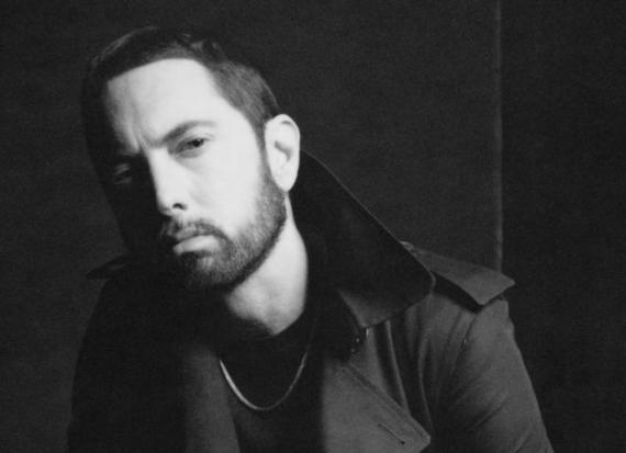 Eminem, American rapper, singer-songwriter, record producer